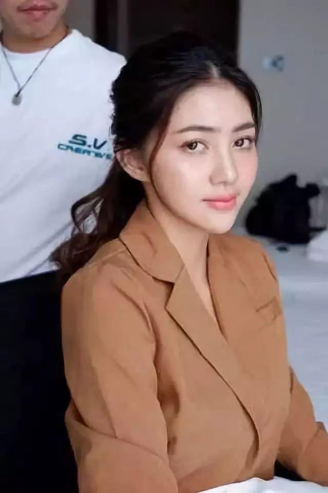 心动!柬埔寨多位美女入围东南亚最美演员榜!_辛雨彬