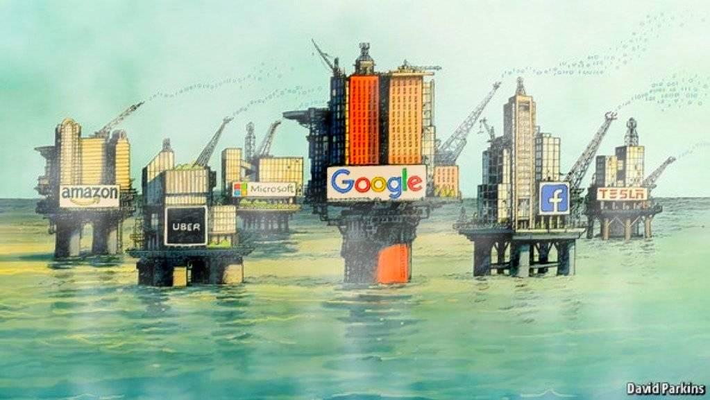 数据是不是互联网的「石油」?