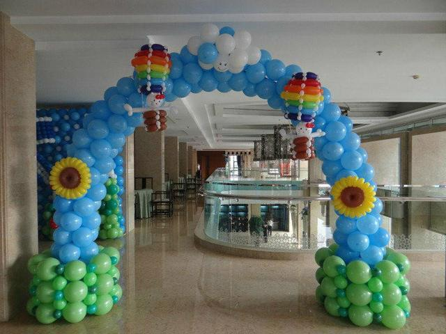 廣告氣球造型圖片大全!不知道什么是廣告氣球的速看