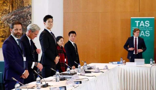 听证会再迎转折!孙杨24小时连曝2大证据,揭露三大国际组织黑幕