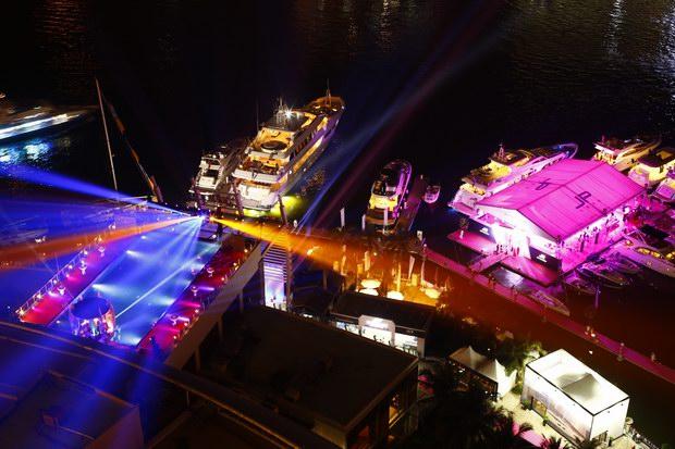 海天盛筵首次推出夜间嘉年华 推动游艇时尚生活方式大众化