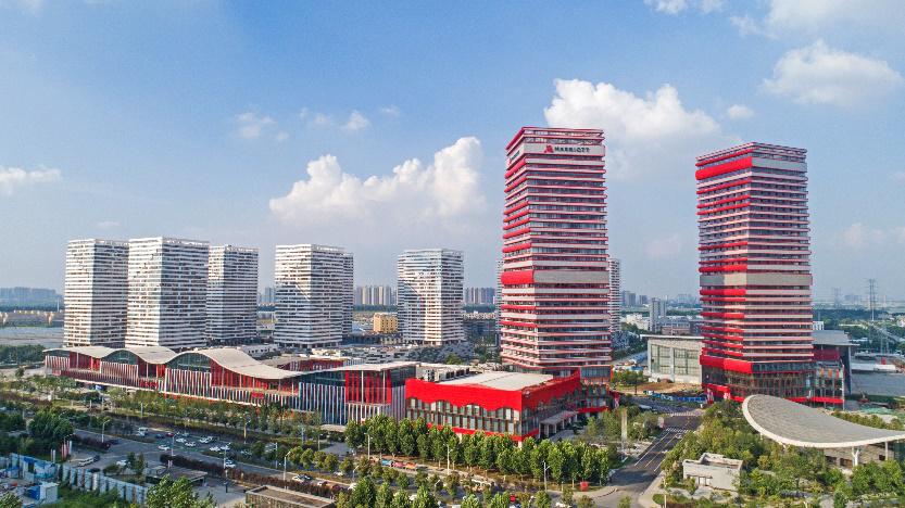 万豪酒店品牌进驻湖北武汉 武汉卓尔万豪酒店将现代艺术与传统文化融为一体