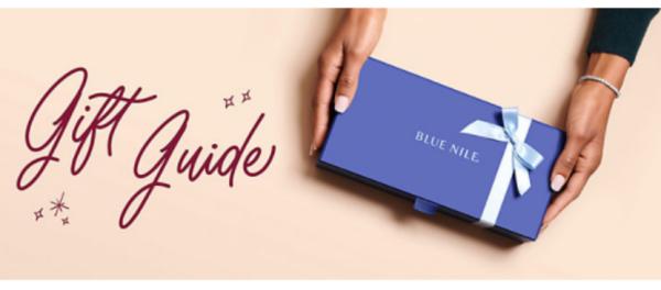Blue Nile打造节日季专属礼遇,实现闪耀圣诞心愿