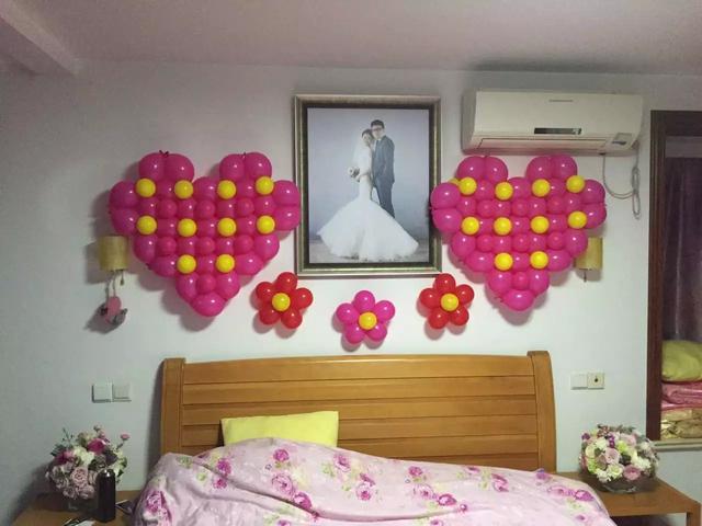 婚慶氣球規格尺寸常識!婚禮氣球用什么氣比較安全