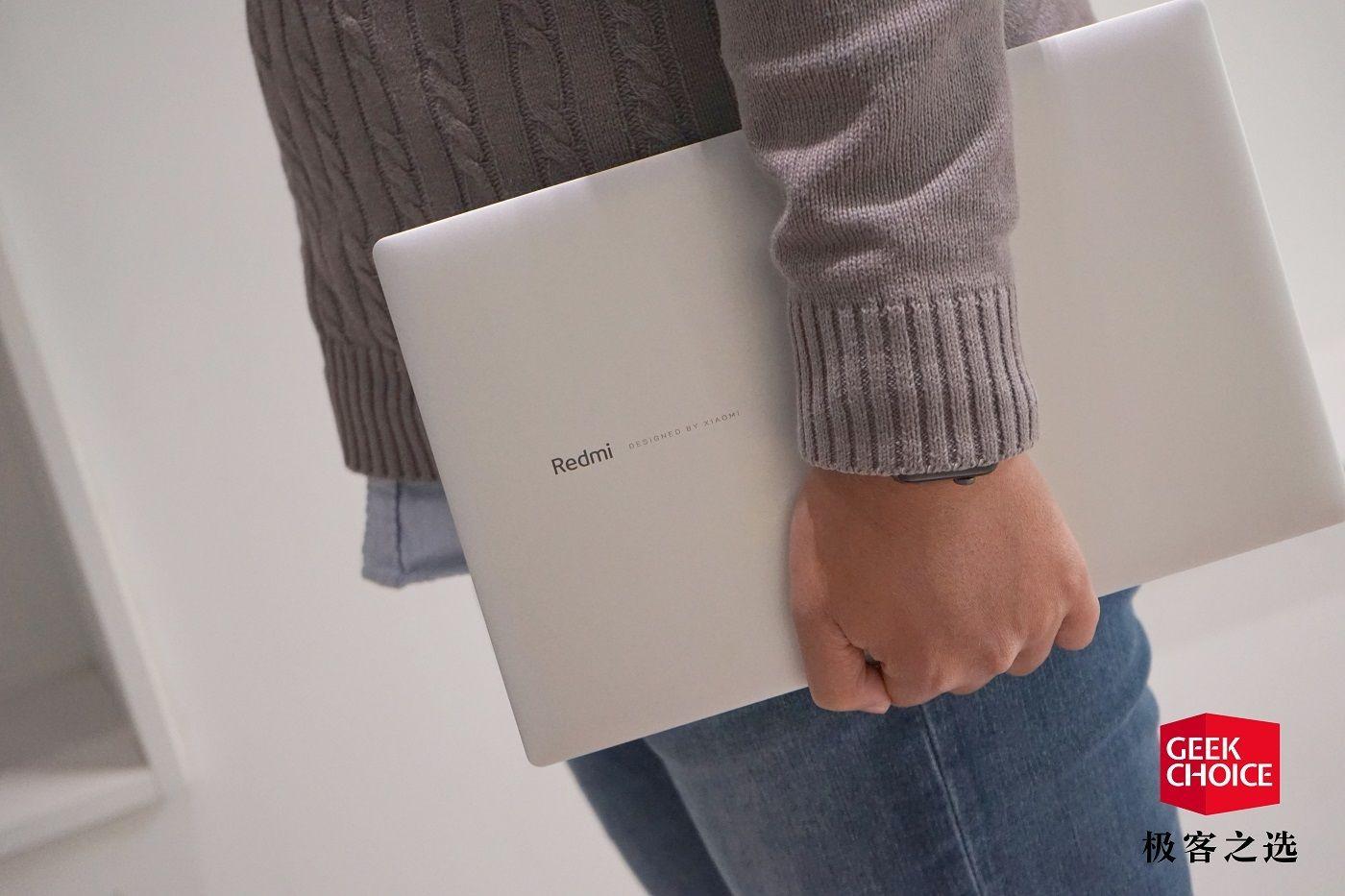 RedmiBook 13 上手:窄边框+十代酷睿处理器,不到五千的便携笔记本你喜欢吗?