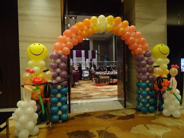 关于装饰气球的基本知识!入门的你不来看看吗