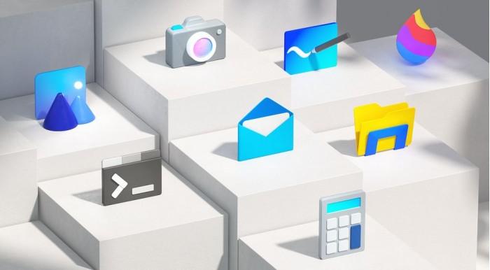 微软宣布对100多款应用图标进行Fluent风格调整的照片 - 3