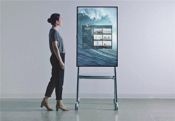 消息称微软Surface Hub 2X有望同Windows 10X一起发布