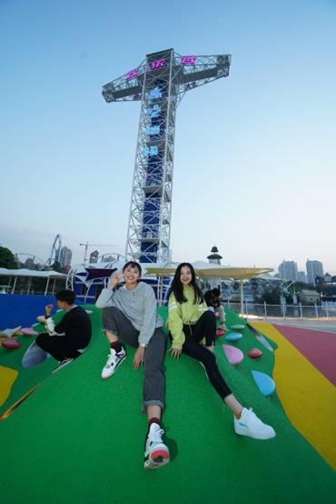 深圳欢乐谷阳光海岸升级亮相――全新6期全面开放,常建常新越来越好玩!