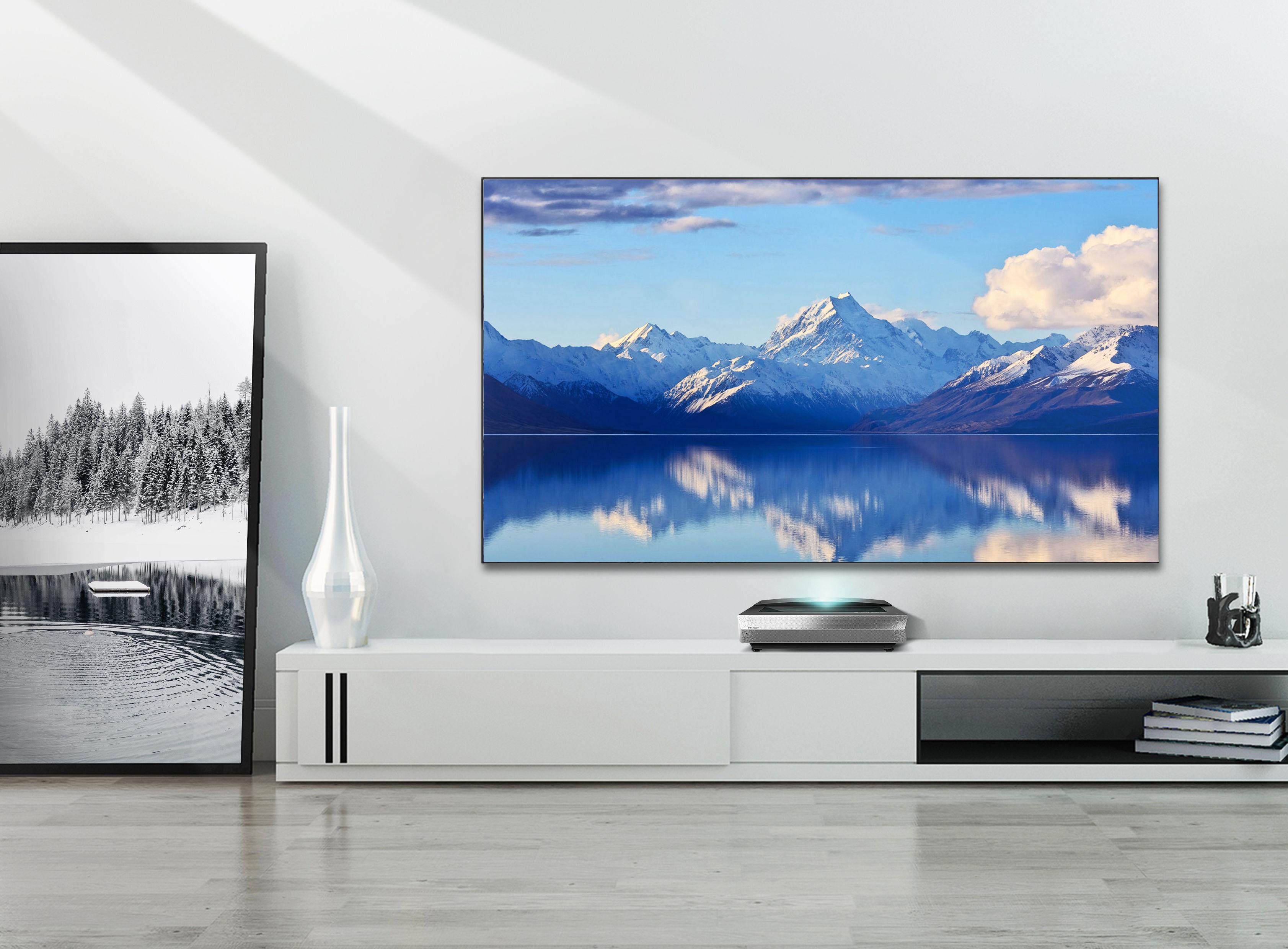极客之选年度评选 | 年度大屏电视产品:海信激光电视 75L9S