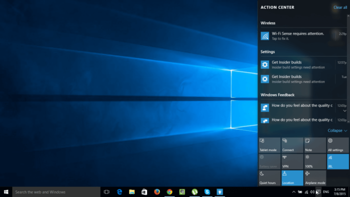 Win10X界面迎来大改:微软该放弃磁贴设计了吗的照片 - 9