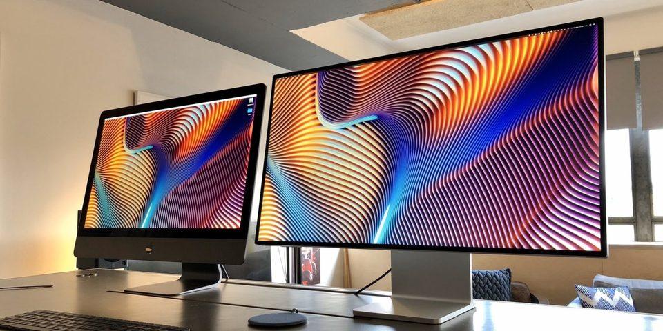 Pro Display XDR支持iMac Pro 但仅限于5K