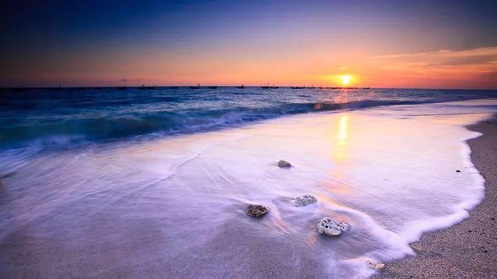 中国最美十大海岛新鲜出炉! 去过第五个 你就厉害了!