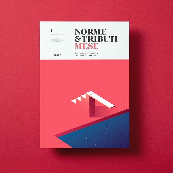 国外书籍封面字体排版设计