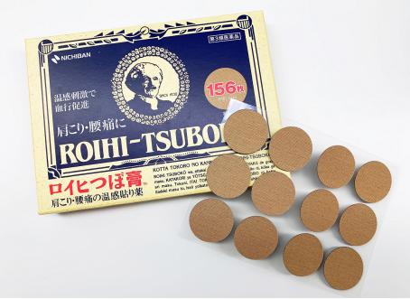 送長輩好物!日本nichiban穴位貼為您和家人驅除疼痛