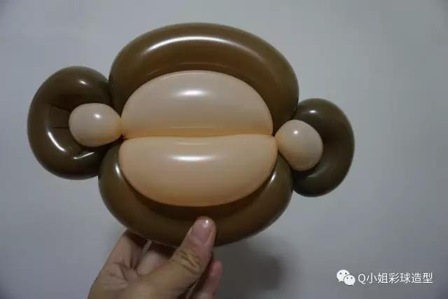 怎么用氣球做簡易的猴子?2020魔法氣球猴子制作方法