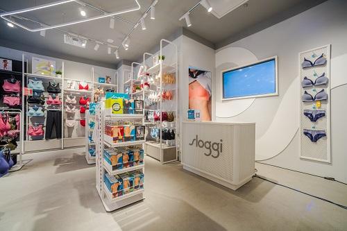 sloggi上海首家專賣店正式落戶環球港購物中心