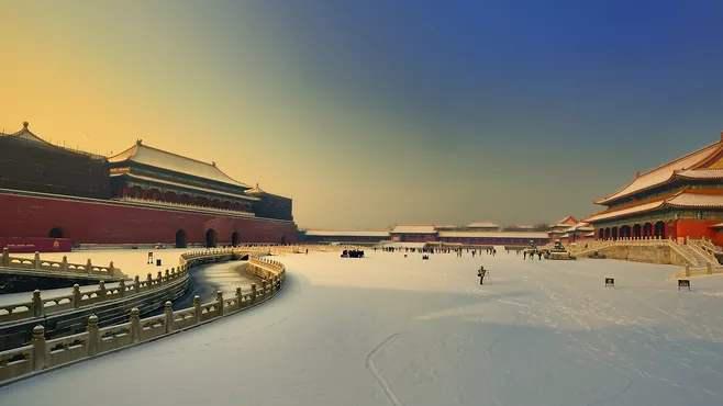 """北京聚师网:一下雪,北京就变成了""""北平""""-聚师网教育"""