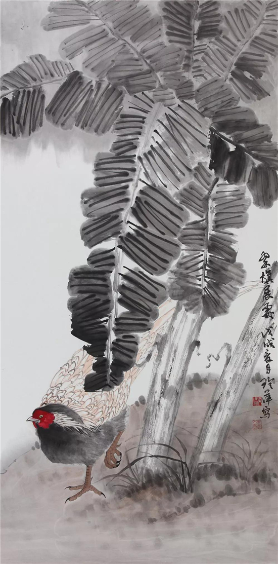 万恒艺术·发现--钱玲萍国画精品展