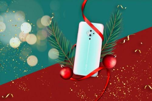 可盐可甜!今年这些圣诞爆款推荐中,vivoS5颜值逆天