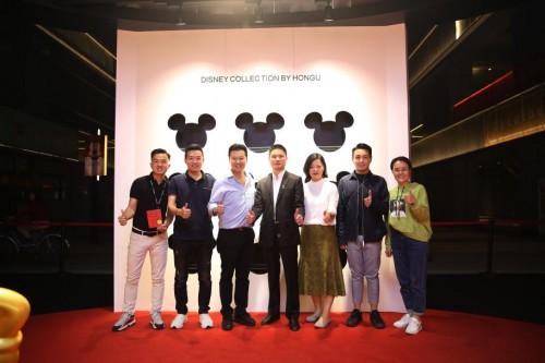 """HOИGU紅谷""""X計劃""""玩嗨2020,迪士尼米奇米妮系列專""""鼠""""于你"""