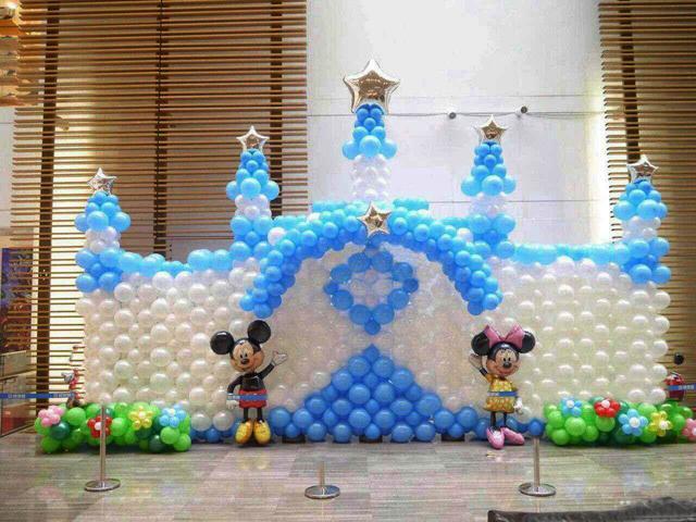 氣球派對這個行業怎么樣?分享布置中的重要技法