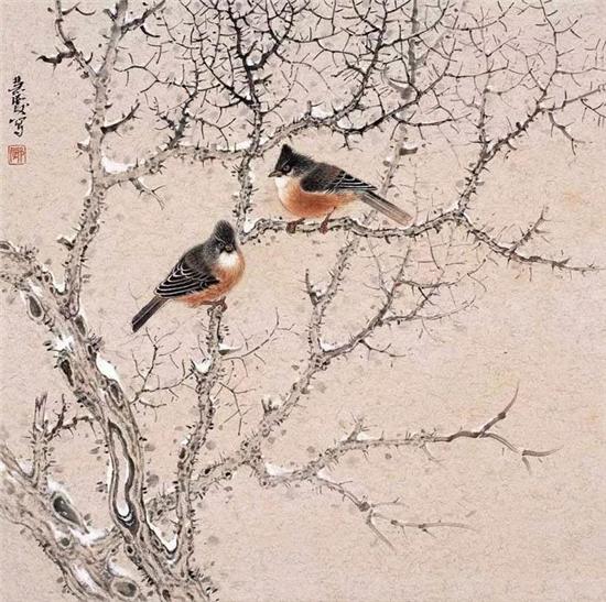 艺路同行 共绘盛世华章--中国画名家作品巡回展绥化展