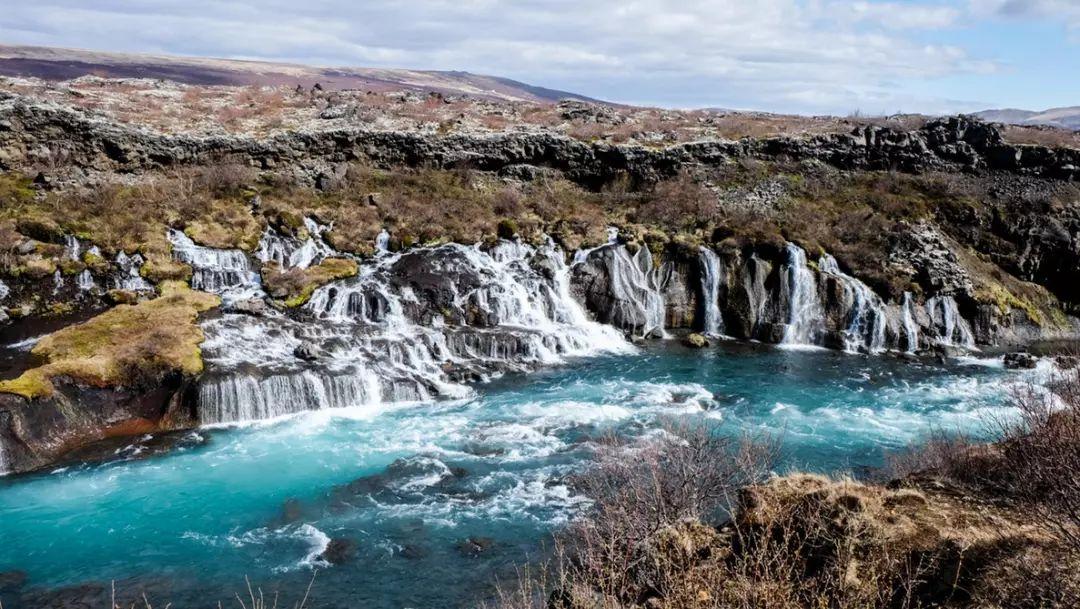 °在冰岛  蓝,是另一抹蓝