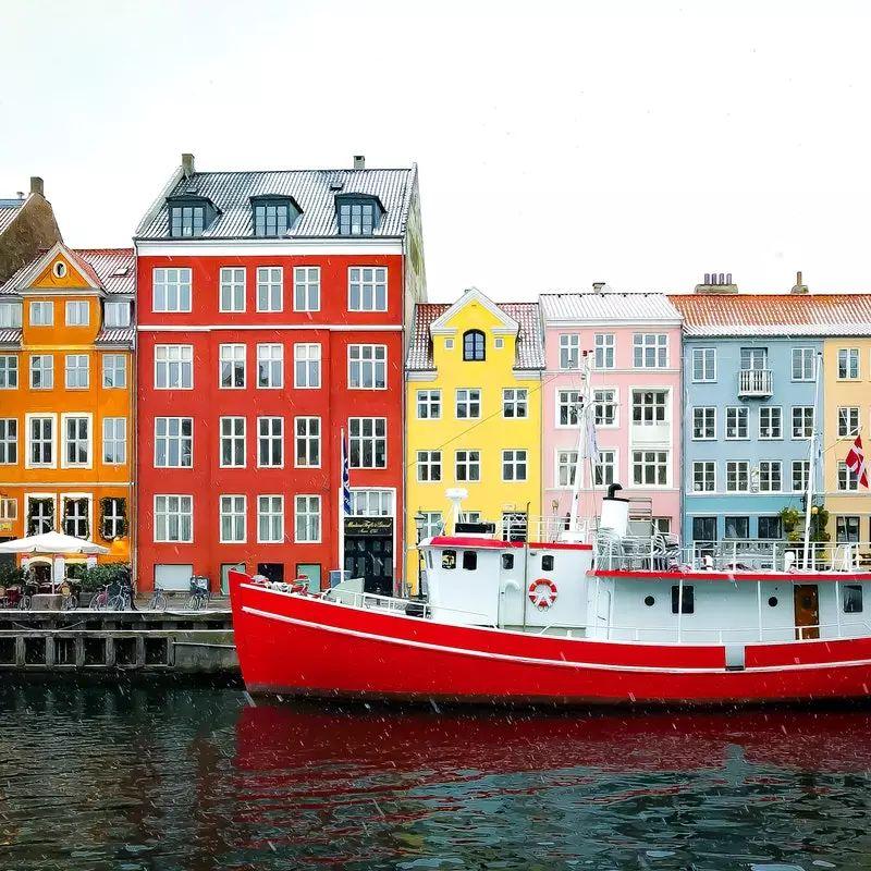 °在丹麦  幸福不止在表面