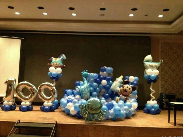 氣球裝飾的造型可以保持多長時間?不知道的速看