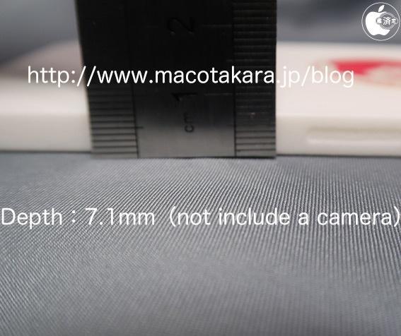 iPhone 12 Pro Max机模曝光:6.7寸屏、中框回归iPhone 4的照片 - 8