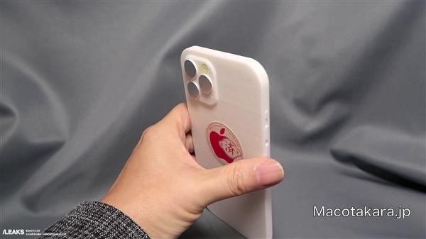 iPhone 12 Pro Max机模曝光:6.7寸屏、中框回归iPhone 4的照片 - 11