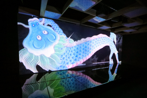 南京國際藝術季精彩不斷!故宮《海錯圖》正式登陸南京