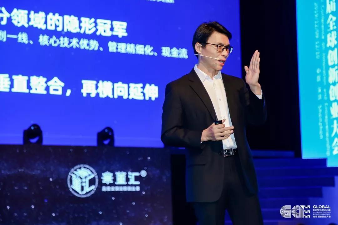 <b>拓斯達CEO吳豐禮:今天的問題都是明天的商機</b>