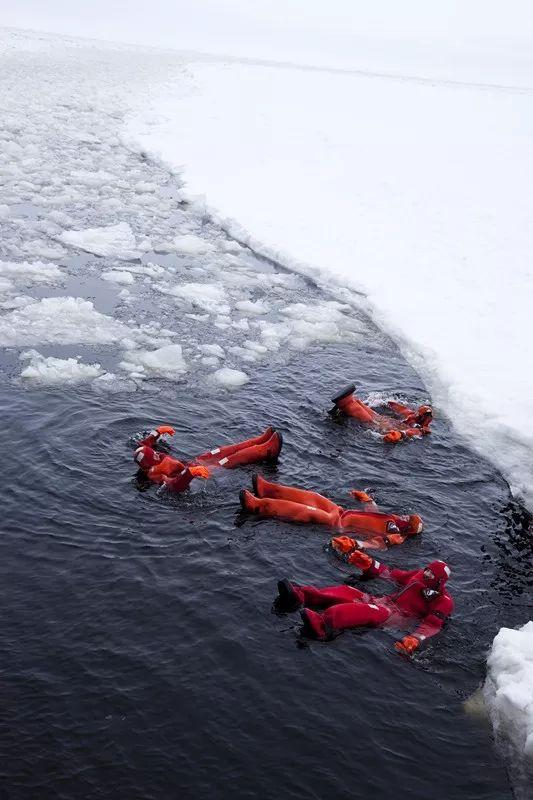 勇士之旅  Icebreaker