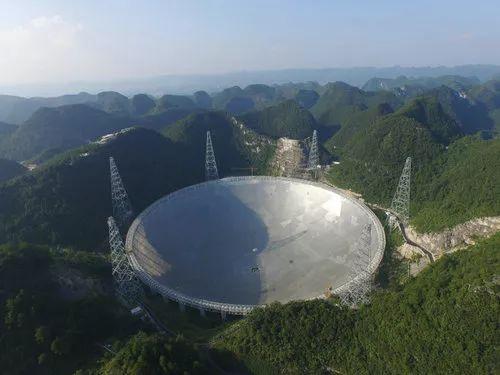 """贵州射电天文望远镜_离""""中国天眼""""更近!""""南仁东""""班来了,这所高校成立天文系 ..."""