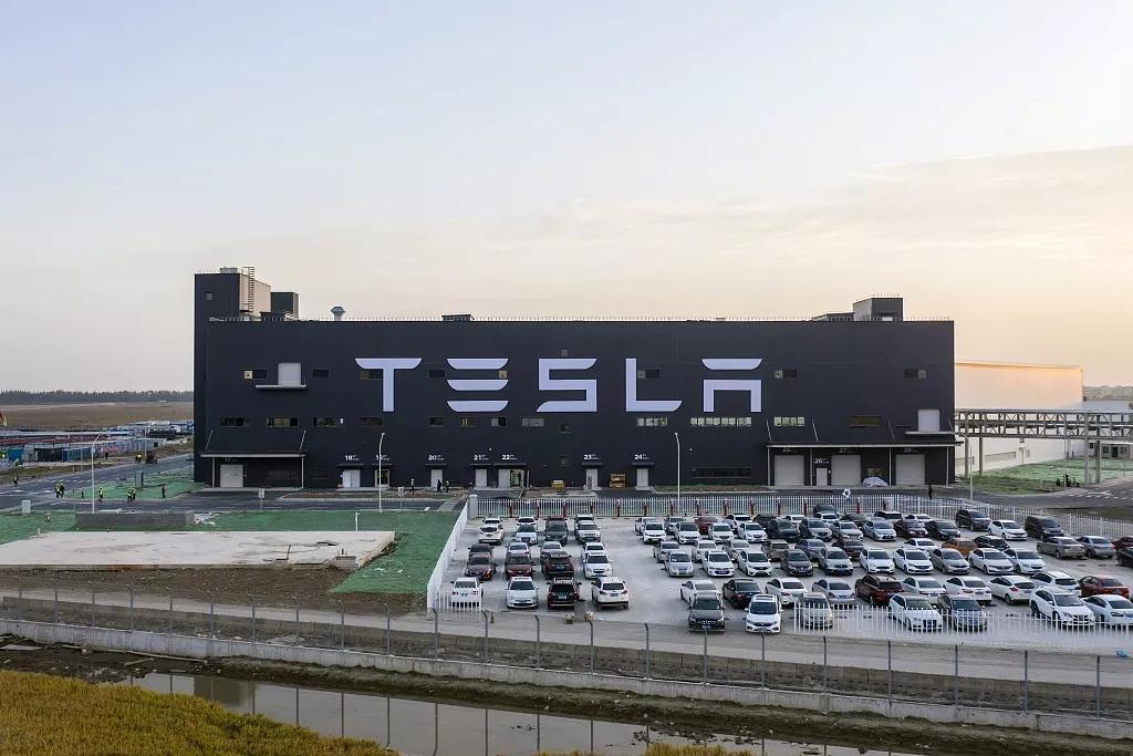 特斯拉再借100億 用于上海工廠和其他業務