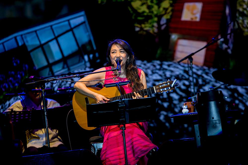小野丽莎新年演唱会 2020伊始收获温暖