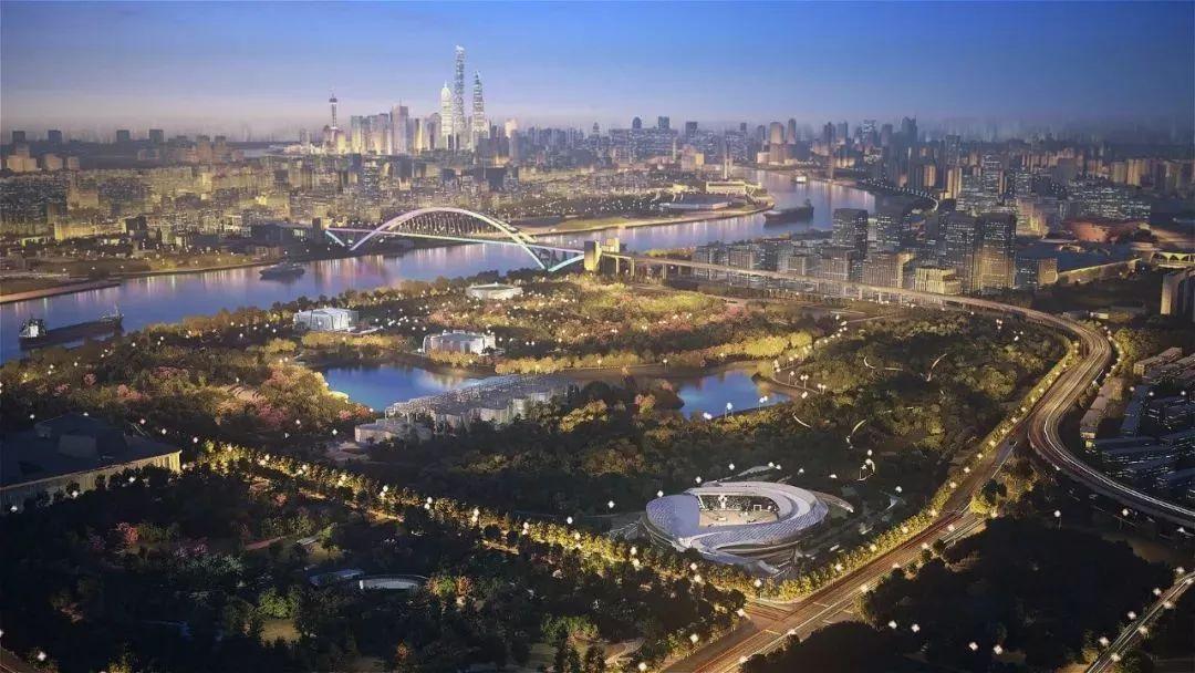 上海国际马术中心开工
