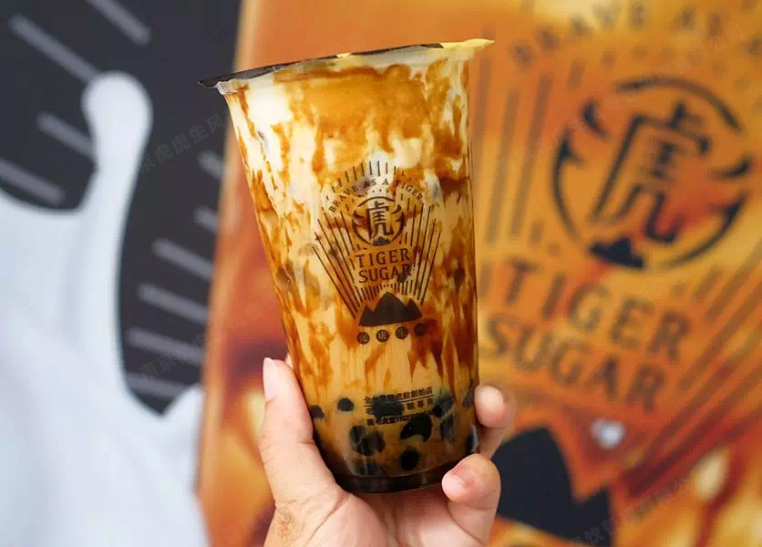 中国新式茶饮市场4000亿元远超咖啡,老虎堂TIGER SUGAR独占鳌头 (图2)