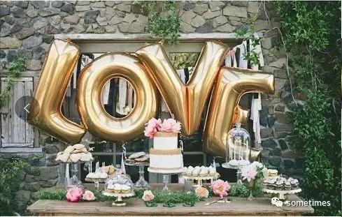 婚禮氣球布置高級不輸鮮花!一起來欣賞一下吧
