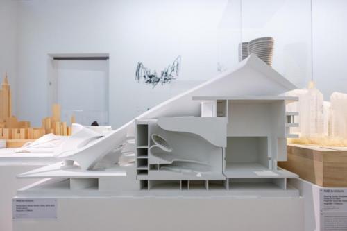 """法國蓬皮杜藝術中心正在舉辦永久館藏展""""MAD建筑事務所:MAD X"""""""