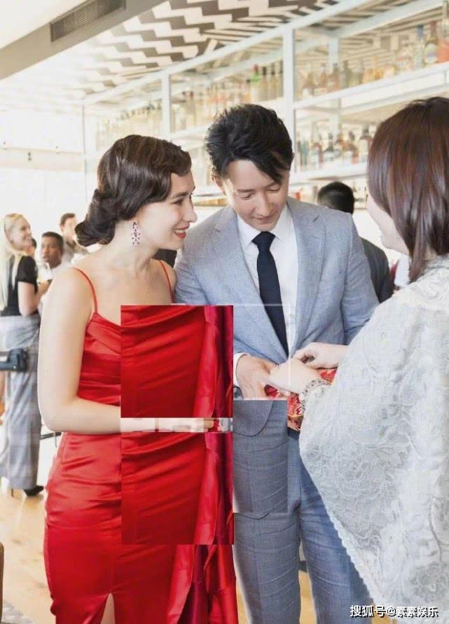 韩庚官宣结婚,细数他以往的感情历程,李小璐也在其中