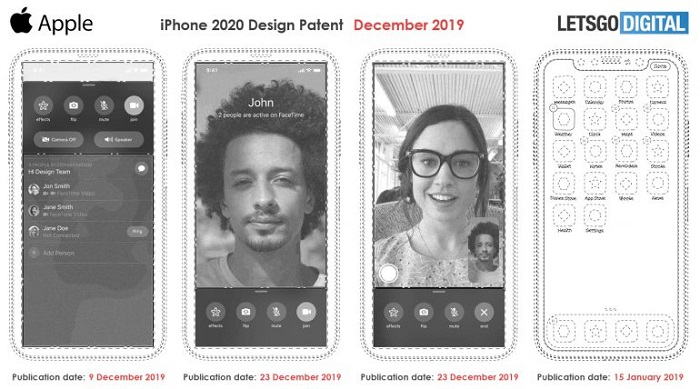 苹果或为2020款5G iPhone引入无刘海+屏下指纹设计的照片 - 2