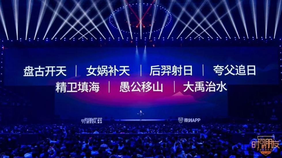 """罗振宇2019-2020""""时间的朋友""""跨年演讲全文的照片 - 15"""