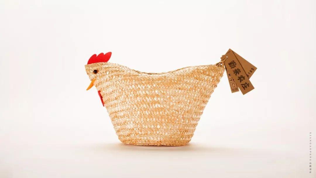艺术创意鸡蛋包装设计