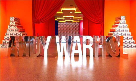 光环--鸟巢安迪・沃霍尔授权巡回展发布会暨第六届YAA亚洲艺术大赏颁奖盛典