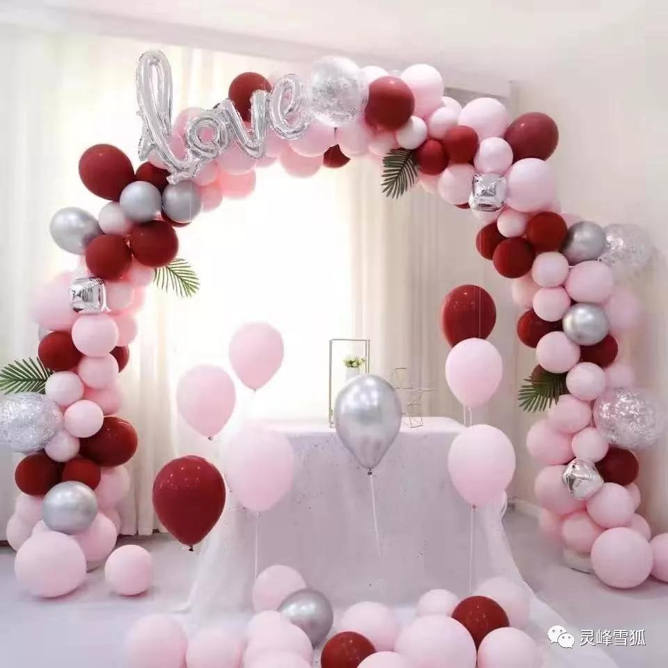 氣球花藝布置怎么樣?專業氣球造型花生活i來了