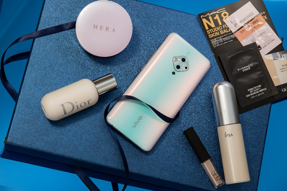 《昕薇》豪送含vivo S5的2020年8款裸妝神器 開年福利等你來領!