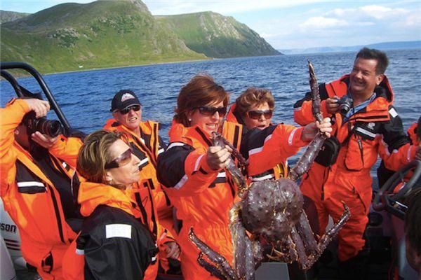游轮版捕蟹之旅
